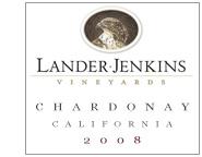 2008 Lander-Jankins Chardonnay