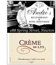 2009 Creme de Lys Chardonnay